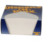 Dispens-A-Wax Patty Paper, White 4.75x5