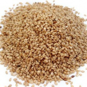 Sesame Seeds, Roasted, 5 Lb
