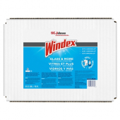 Windex - Powerized Glass and Surface Cleaner with Ammonia-D, Ready to Use Liquid, 5 gal Bag in a Box
