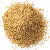 Sesame Seeds, Toasted, 5 Lb