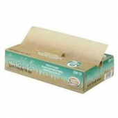 GreenWacks Earth Friendly - Dry Wax Tissue, Interfolded, 6x10, Kraft
