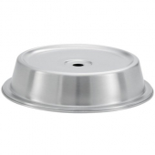 "Vollrath - Plate Cover, 12"" Stainless Steel with Satin-Finish"