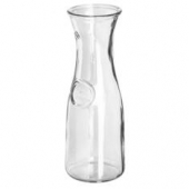 Anchor Hocking - Wine Carafe, 1/2 Liter
