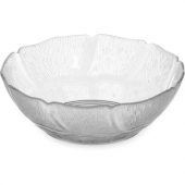 Carlisle - Petal Mist Bowl, 18 oz Clear PC Plastic