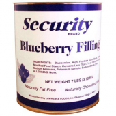 Security - Blueberry Pie Filling