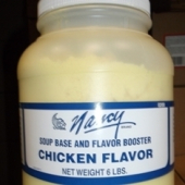 Nancy Brand - Chicken Flavor and Soup Base, 4/6