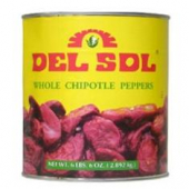 Del Sol - Whole Chipotle Peppers