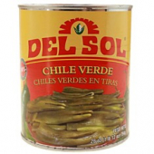 Del Sol - Green Chile Strips