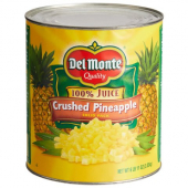 Del Monte - Crushed Pineapple, 6/10