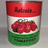 Antonio Brand - Crushed Tomato Concentrate