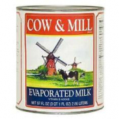Cow & Mill Evaporated Milk