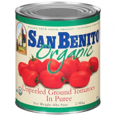 San Benito Organic - Unpeeled Ground Tomatoes