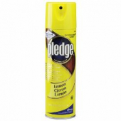 Pledge Furniture Polish/Cleaner, Lemon Scent