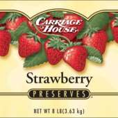 Carriage House - Strawberry Preserves