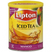 Lipton - Mango Tea with Sugar
