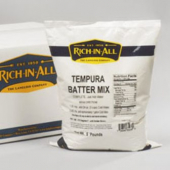 Rich-In-All - Tempura Batter, 5 Lb