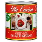 "Stanislaus - Alta Cucina ""Naturale"" Style Whole Peeled Plum Tomatoes"