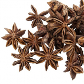 Star Anise, Whole, 1 Lb