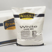 Rich-In-All - White Cake Mix, 5 Lb