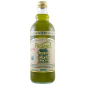 Paesano - Extra Virgin Olive Oil, Organic Unfiltered, 6/1 Ltr