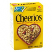 Cheerios Cereal Single Pack