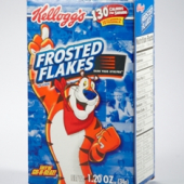 Kellogg's - Frosted Flakes Cereal, Individual Pack
