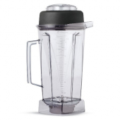 Vitamix - Blender Container Replacement with Blade Assembly and Lid, 64 oz Clear