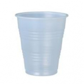 "Dart - Cup, 7 oz ""Galaxy"" Translucent Poly Plastic Cold Cup"