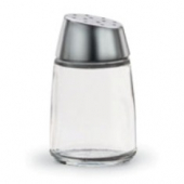Vollrath - Traex Dripcut Continental Salt and Pepper Shakers, 2 oz with Slanted Top