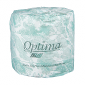 Allied West - Optima Toilet Tissue, 2-Ply Indivually Wrapped, 4.3x3.5