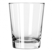 Libbey - Finedge Double Old Fashioned Glass, 15 oz with Heavy Base