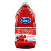 Ocean Spray - Cranberry Juice Cocktail, 64 oz