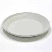 "Pactiv - EarthChoice Plate, 8"" Pulpex Natural Molded Fiber"