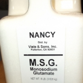 Nancy Brand - MSG Powder, 8 Lb