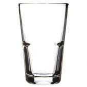 Anchor Hocking - Clarisse Beverage Glass, 14 oz Stackable