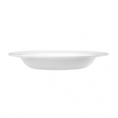 Syracuse China - Slenda Deep Rimmed Soup Bowl, 14 oz Royal Rideau White, 9""