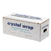"Plastic Wrap/Film, with Cutter Box, 18""x2000', Generic"