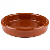 "Syracuse China - Terracotta Cazuela Bowl, 5""x1"" Two-Tone"