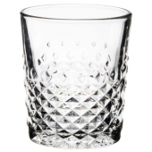 Libbey - Carats Double Rocks/Old Fashioned Glass, 12 oz