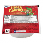 General Mills - Lucky Charms Cereal Bowlpak, 96/1 oz