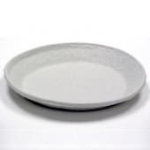 "Pactiv - EarthChoice Plate, 9"" Pulpex Natural Molded Fiber"