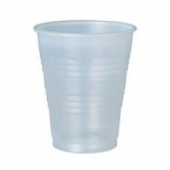 "Dart - Cup, 9 oz ""Galaxy"" Translucent Poly Plastic Cold Cup"