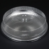 Aluminum Cater Tray - Plastic Dome Lid, 16""