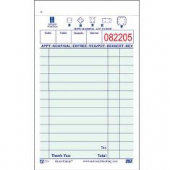 Guestcheck Paper, Single Paper Green, 13 Lines, 3.5x5.5