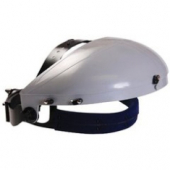 Visor Headgear for Face Shield