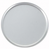 "Winco - Pizza Pan, 17"" Round Coupe, Aluminum"