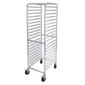 "Winco - Bun Rack, 20 Tier with 3"" Spacing, Welded Aluminum for Sheet Pans"