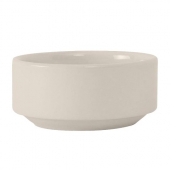 Tuxton - DuraTux Stackable Bowl, 11.5 oz Eggshell