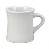 Vertex China - Argyle Bounty Mug, 10 oz White