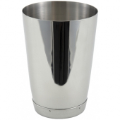 Winco - Bar Shaker, 15 oz Stainless Steel